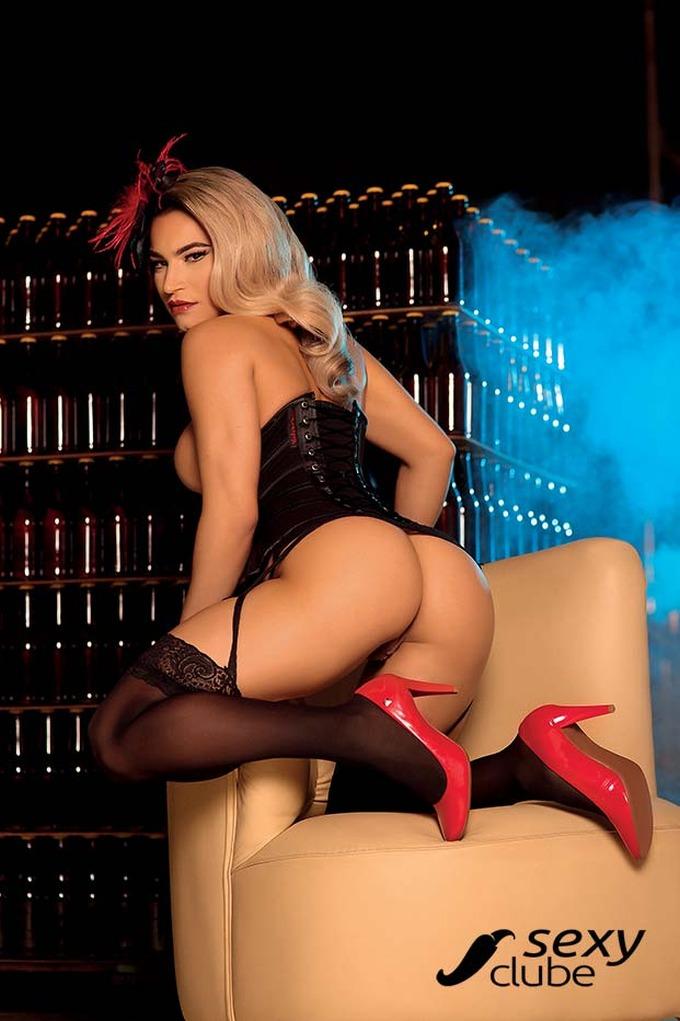 Revista sexy andressa soares a mulher melancia - 3 part 10